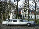 CADILLAC Federal Limousine - limuzyna 8-osobowa (salonka z barkiem)
