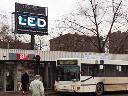 Telebim , LED Zabrze - pokaż się całemu miastu!, Gliwice, śląskie