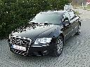 Limuzyna  Audi A8 long do ślubu, Lublin, lubelskie