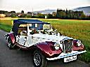 Piękny pojazd na ślub - Retro Replika Alfa Romeo, Bielsko Biała , śląskie