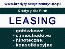 Leasing dla Firm Staszów Leasing Samochodowy, Staszów, Bogoria, Łubnice, Oleśnica, Osiek, świętokrzyskie