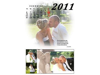 Kalendarz 2011 ze zdjęciem  Pracownia APFiR Radomsko - kliknij, aby powiększyć