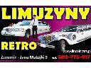 Limuzyna - Retro do ślubu ***WYNAJEM*** Żuromin, Żuromin, Sierpc, Mława, Płock, Ciechanów, mazowieckie