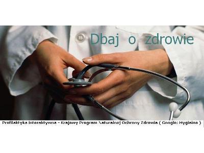 Krajowy Program Naturalnej Ochrony Zdrowia ( Hygiaino Group ) - kliknij, aby powiększyć