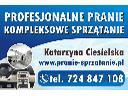 Profesjonalne pranie, sprzątanie , Choszczno, zachodniopomorskie