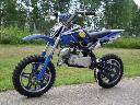 Crossy Mini Bike 50 cm DirtBike Niebieski , Szczekociny, śląskie