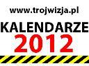 KALENDARZE 2012 !!! Drukarnia offsetowa. TANIO, Gdynia, pomorskie
