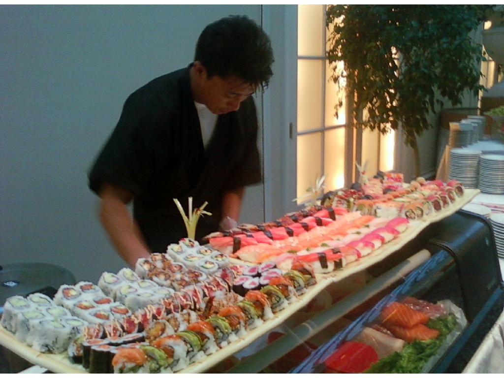 Fantastyczny Sushi catering , Sushi na wesele, przyjęcie..., Wrocław, okolice YD87
