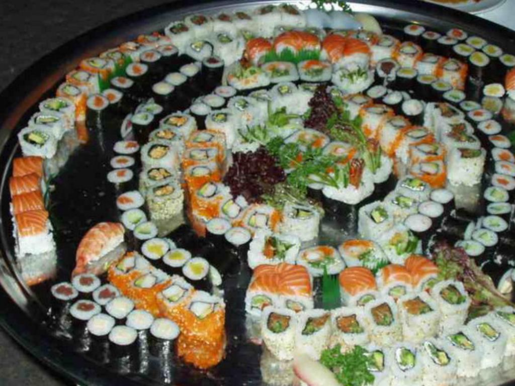 Topnotch Sushi catering , Sushi na wesele, przyjęcie..., Wrocław, okolice VH39