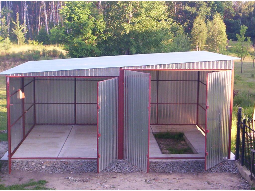 Bardzo dobryFantastyczny Producent,garaże blaszane,bramy garażowe,hale. - Galeria: zdjęcie BN55