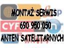 Montaż anten satelitarnych Poznań N Polsat Cyfra, Poznań, wielkopolskie