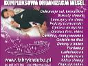 Fabryka Ślubu balony z helem Rzeszów Krosno Jasło