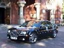 Chrysler 300C - wynajem limuzyny na ślub i wesela, Będzin,Katowice,Mikołów,Rybnik, śląskie