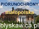 Odgromy, odgrom, odgromienia Kraków, KRAKÓW, ZABIERZÓW, NIEPOŁOMICE, DOBCZYCE, małopolskie