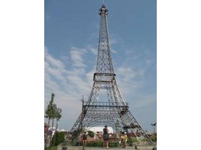 Wieża Eiffel'a - kliknij, aby powiększyć