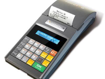 Kasa fiskalna NANO E-Lex - kliknij, aby powiększyć