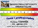Świadectwa energetyczne. Wołomin i okolice , Warszawa, Wołomin, Wyszków, Łochów, mazowieckie