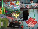 Malowanie artystyczne ścian pokoi dziecięcych K Bączkowska Pyskowice, Pyskowice, śląskie