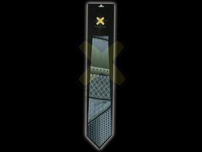 Krawat z nadrukiem - BLACHA - kliknij, aby powiększyć