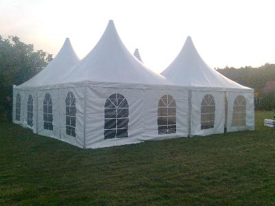 Wypożyczenie namiotów - kliknij, aby powiększyć