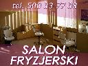Salon fryzjerski, Warszawa, mazowieckie