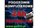 Całodobowy Serwis Komputerów - naprawa, montaż, Kraków, małopolskie