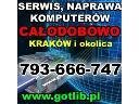 Serwis Komputerów Kraków, Kraków, małopolskie