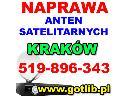 Anteny Saitarne Naprawa Kraków, Kraków, okolice, małopolskie