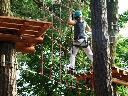 Linowy Park Przygody w Stegnie
