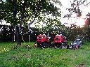 Koszenie trawy, Żywiec,Łodygowice, śląskie