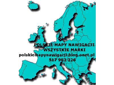 POLSKIE MAPY WSZYSTKIE MARKI 517 983 326 - kliknij, aby powiększyć