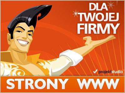 Strony www dla Twojej firmy! Profesjonalna obsługa. Ponad 300 zralizowanych projektów! - kliknij, aby powiększyć