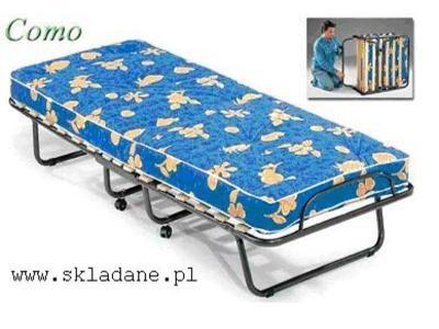 Łóżko składane - polowe, dostawki hotelowe, łóżka dla pracowników ZOBACZ !!! - kliknij, aby powiększyć