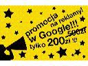 Reklama w wyszukiwarce Google - promocja - 246zł., Katowice, śląskie