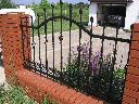 Bramy, ogrodzenia, balustrady, konstr. stalowe, Żarów, dolnośląskie