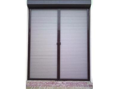 Rolety na drzwi - kliknij, aby powiększyć