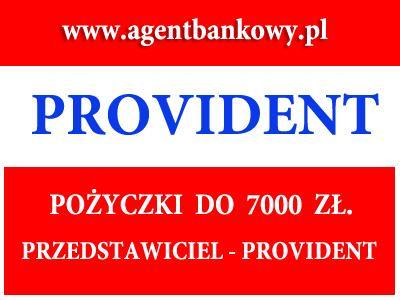 Provident Białystok Pożyczki Białystok - kliknij, aby powiększyć