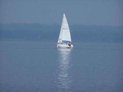 Twister na Jeziorze Dąbie - kliknij, aby powiększyć