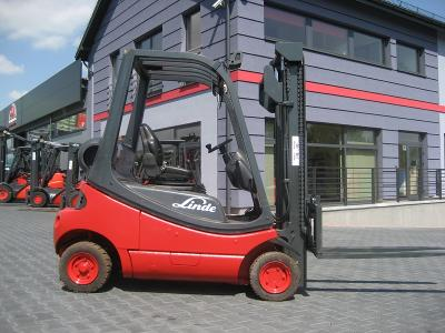 Nowoczesna architektura Wózek widłowy elektryczny Linde H20T - 03, Mogilany, małopolskie JG46