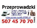 Przeprowadzki kompleksowo Polska UE, cała Polska