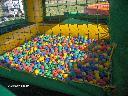 Suchy basen z tysiącami piłeczek, wynajem, lubuskie