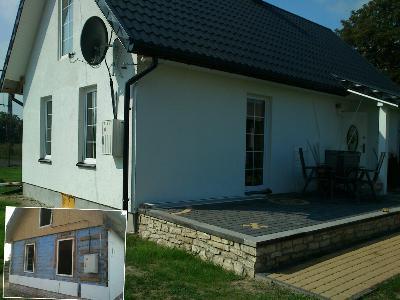 drewniany stary dom - kliknij, aby powiększyć