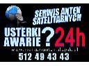 ,ustawianie anteny, montaż, regulacja, serwis sat, Słupsk, pomorskie