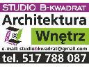 ARCHITEKTURA PROJEKTOWANIE WNĘTRZ  StudioB-kwadrat, STAROGARD GDAŃSKI, TCZEW, GDAŃSK, OKOLICE, pomorskie