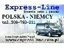 Express-Line: Busy do Niemiec,Przewóz osób,paczek, Toruń,Bydgoszcz,Włocławek,Grudziądz,Poznań, kujawsko-pomorskie