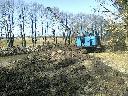 Kopanie stawów koparką KM 251,plantowanie terenu,koszenie traw , częstochowa, łódż, radomsko, śląskie