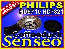Coffe Pad  Philips Senseo HD 7810 7812 Coffeeduck