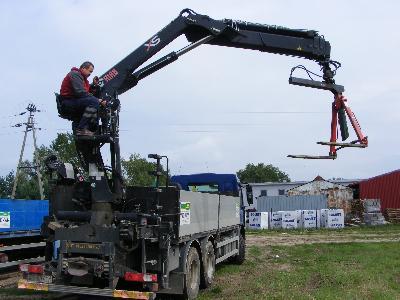KURS HDS, szkolenie operatorów żurawi przenośnych w kat. II Ż