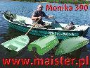 Łódka Wędkarska Monika 390 5 osobowa Ceny Producenta