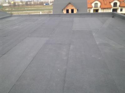 Dachy płaskie,balastowe, odwrócone,styropapa , PAP-DACH Radom  EPDM
